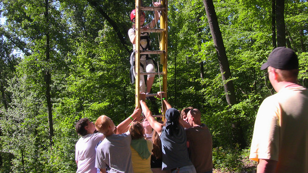 July 14-19, Ridge Camp