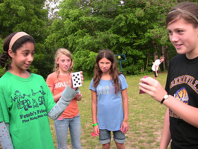 July 7-12, Ridge Camp