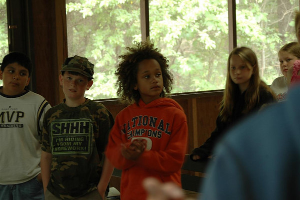 June 16-21, Ridge Camp