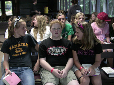 June 23-28, Ridge Camp