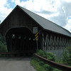 Orne Irasburg<br /> Blow & Cote, 2000<br /> <br /> Paddleford Truss, 86', spanning Black River on Back Coventry Road (Metcalf Flat Road on some maps), near Coventry village. The original bridge was built by E.P.Colton in 1879 or by J.D.Colton in 1881, possibly both.