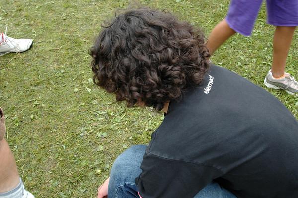 Matt… I love those curls…