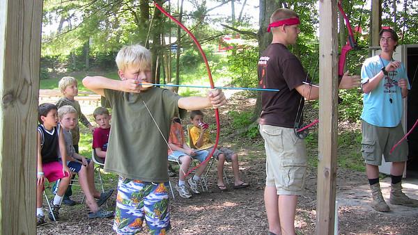June 22-27 Oasis Camp