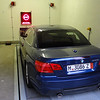 ARCOTEL Velvet Berlin  parking elevator