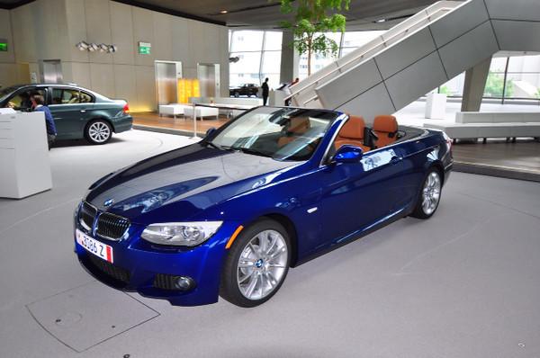 BMW - Munich to Fulda, Germany