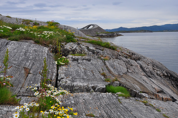 The Atlantic Road to Trondheim and on to Storen