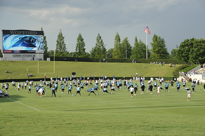 Panther Practice