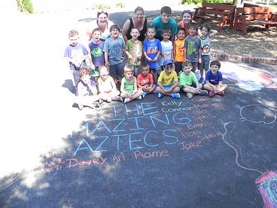 July 21  Pre-school/Kindergarten/Parent Child