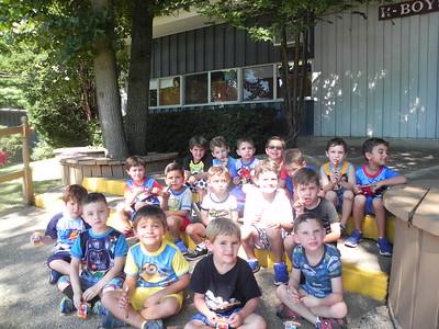 July 26   Pre-School/ Kindergarten/Parent Child