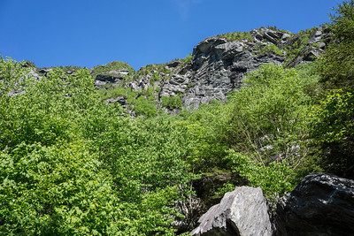Smuggler's Notch Overhang