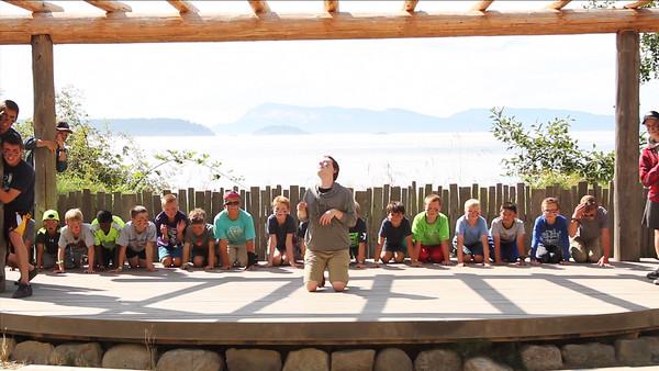 YMCA Camp Orkila 2015  | Session 2 Mt. Baker