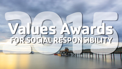 2015 Values Awards | For Social Responsibility