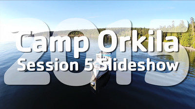 YMCA Camp Orkila 2015 | Session 5 Slideshow