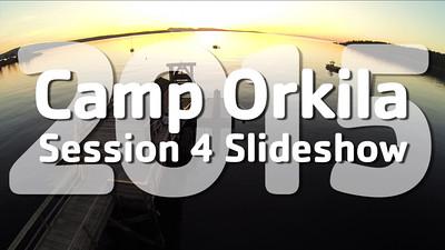 YMCA Camp Orkila 2015 | Session 4 Slideshow