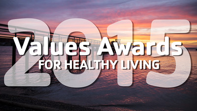 2015 Values Awards | For Healthy Living