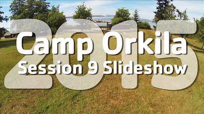 YMCA Camp Orkila 2015 | Session 9 Slideshow
