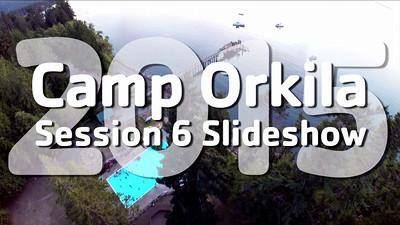 YMCA Camp Orkila 2015 | Session 6 Slideshow