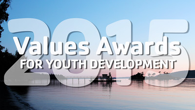 2015 Values Awards | For Youth Development