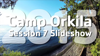 YMCA Camp Orkila 2015 | Session 7 Slideshow