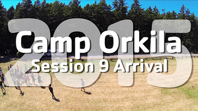 YMCA Camp Orkila 2015 | Session 9 Arrival Video