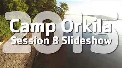YMCA Camp Orkila 2015 | Session 8 Slideshow