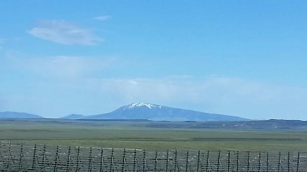Whirlwind Wyoming Tour June 2015