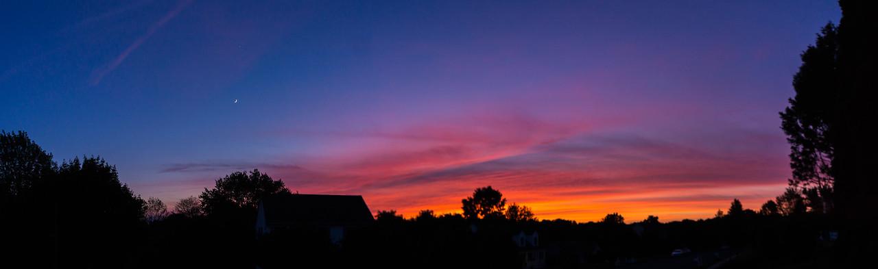 Watertown Sunset
