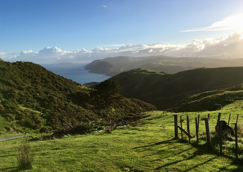 Makara West Wind Farm