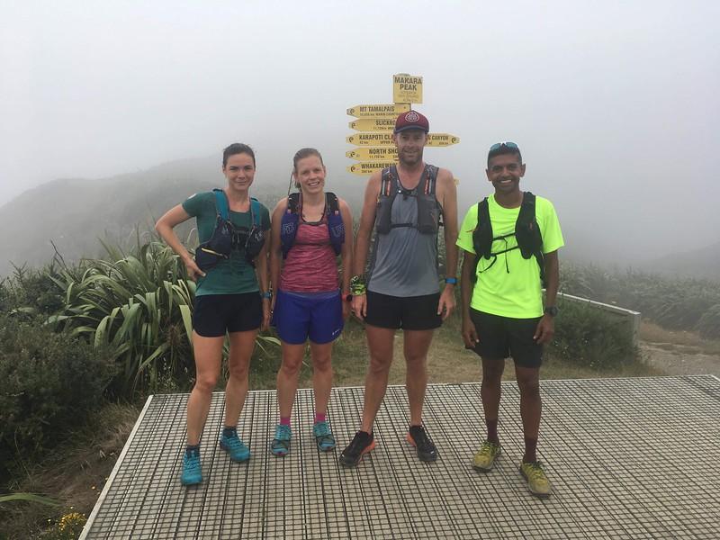 Makara Peak views