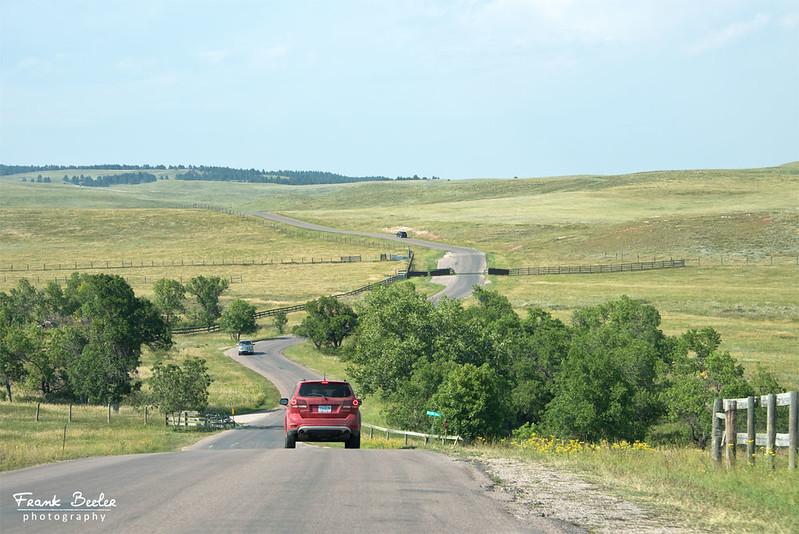 This is part of the 18 mile Wildlife Loop Road