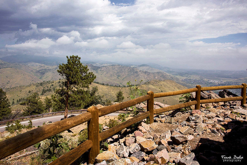 Views from Buffalo Bill's Museum & Grave