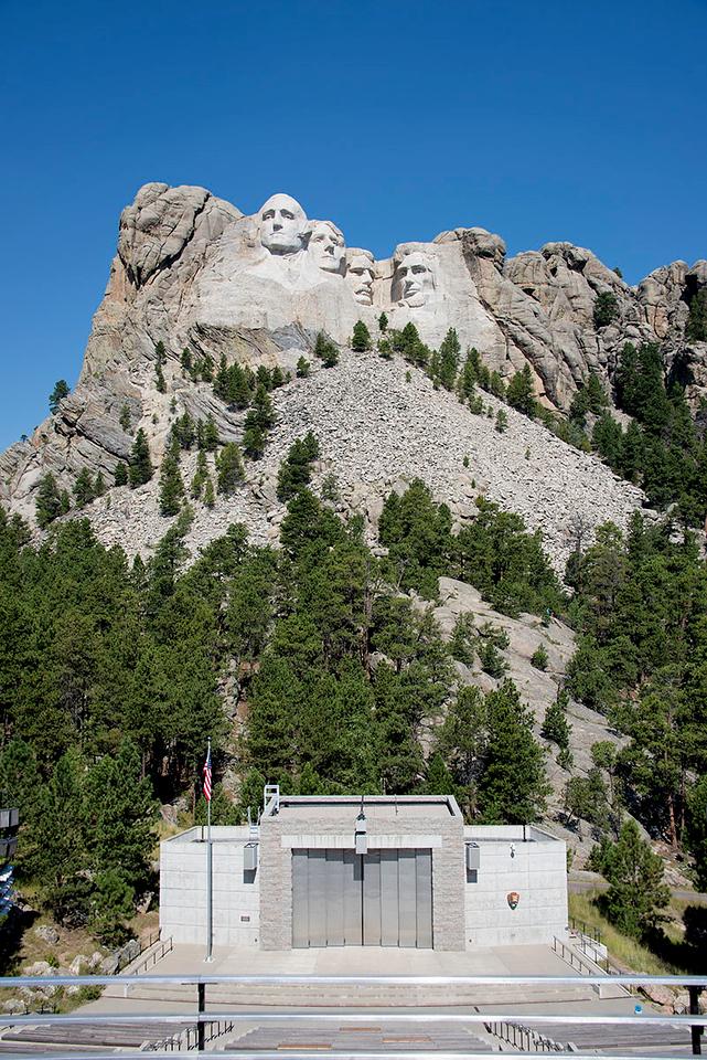 Mount Rushmore Amphitheatre