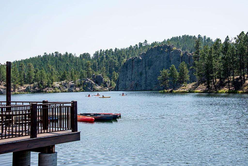 Legion Lake at Legion Lake Lodge
