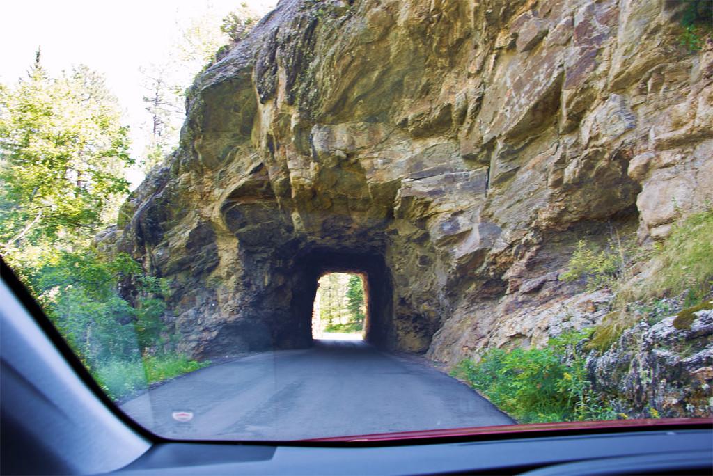 Iron Creek Tunnel
