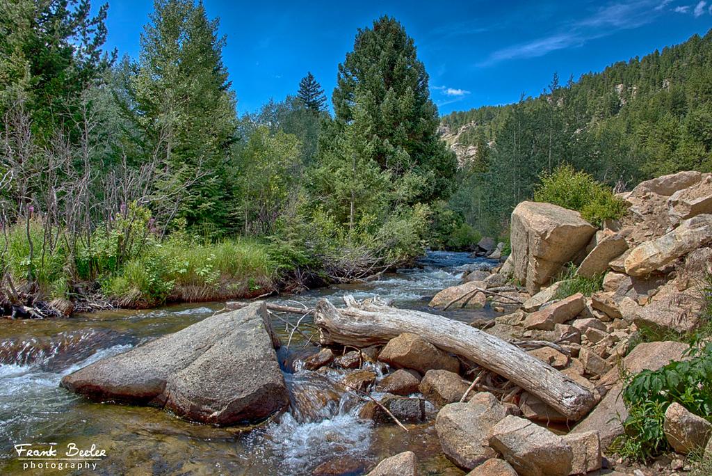 Middle Saint Vrain Creek