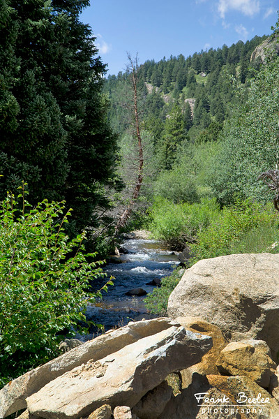 Middle Saint Vrain Creek