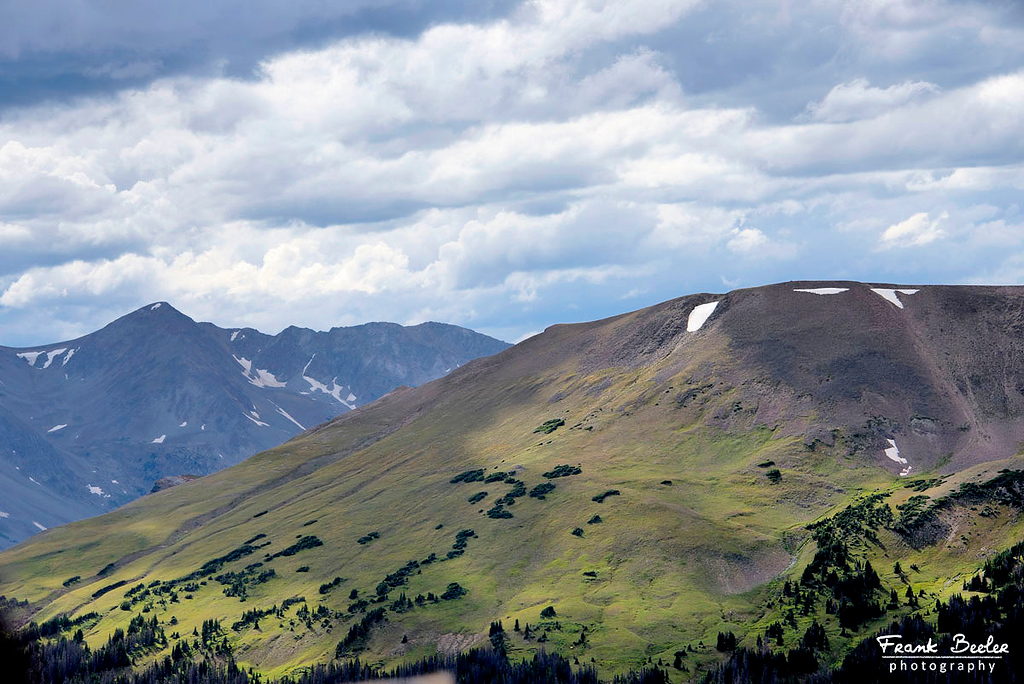 Trail Ridge Road is the highest continuous paved road in the United States, reaching an elevation of 12,183 feet.