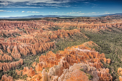 Bryce Canyon National Park, Utah. June 10, 2017.