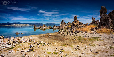 Mono Lake, California, June 15, 2017.