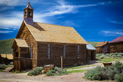 Bodie, California. June 16, 2017.