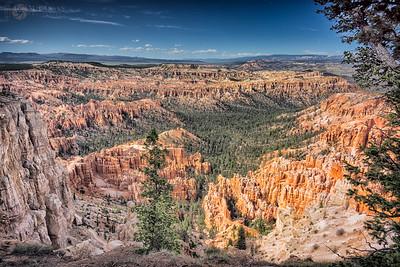 Bryce Canyon National Park, Utah. June 10, 2017.