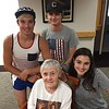 4th with Grandma