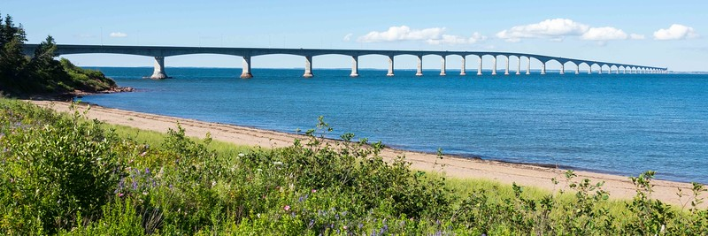 CONFEDERATION BRIDGE, NB-PEI