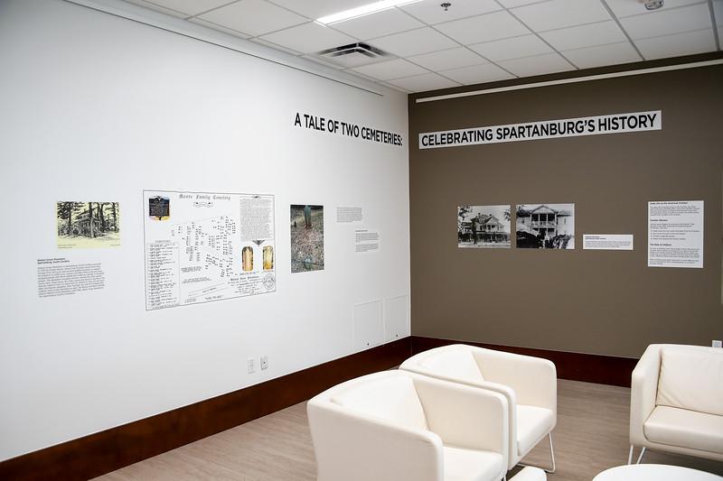 Art TaleTwoCemeteries Exhibit 2019-6