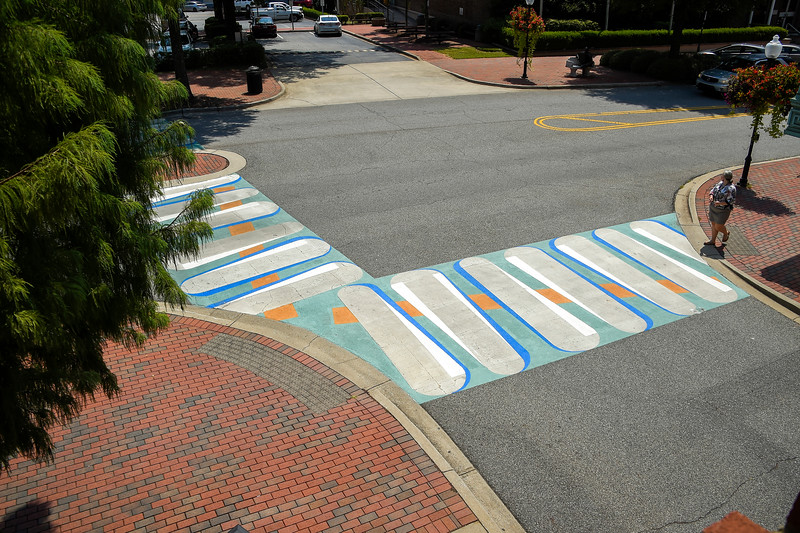 Michael Webster Crosswalk Art 2019-2