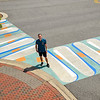 Michael Webster Crosswalk Art 2019-10