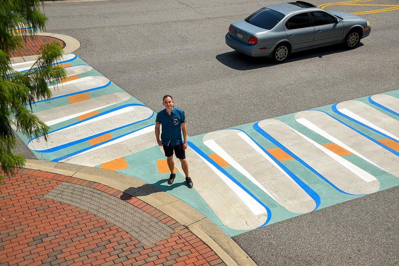 Michael Webster Crosswalk Art 2019-11