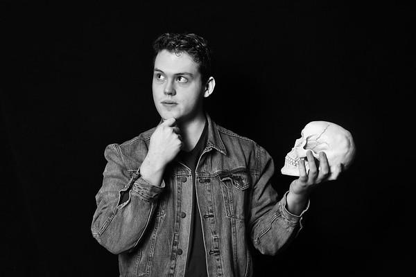 JIM VAIKNORAS/Staff photo Actor Dylan Wack