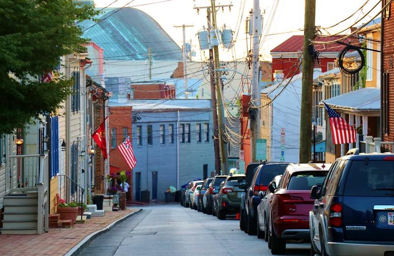 Annapolis wakes up! 6.28.19