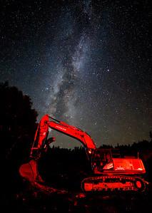 Milky Way Excavator